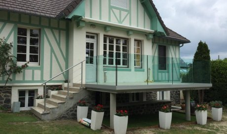 Rénovation immobilière Saint-Lô