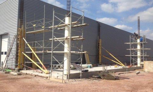 Bâtiment industriel et agricole Coutances