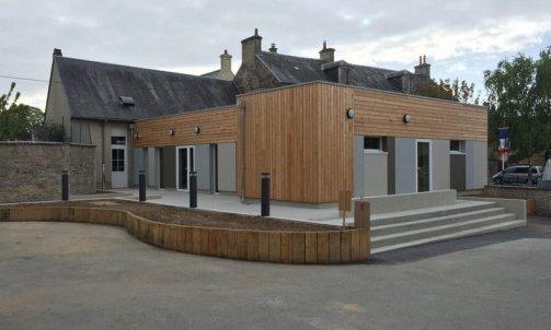 Bâtiment publique Saint-Lô
