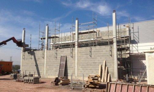 Bâtiment industriel et agricole Saint-Lô